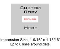 PRINTER54D - 2000+ Printer 54 Dater