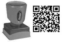 QR_COPY - QR Message Stamp