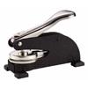 """E13 - Shiny Desk Embossing Seal (1-5/8"""" Diameter)"""