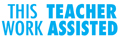 35170 - Work Assisted Teacher Stamp